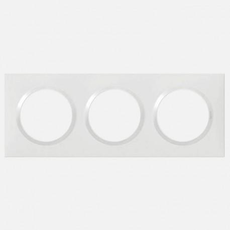 Plaque blanche Dooxie 600803