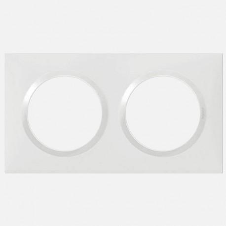 Plaque blanche Dooxie 600802