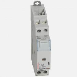 Contacteur modulaire 1O+1F 16A 230 volts Legrand