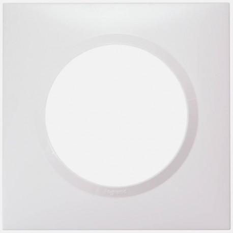 Plaque blanche Dooxie 600801