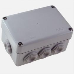 Boîte de dérivation étanche 110x80 mm IP55 Eur'ohm