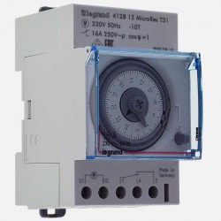 Interrupteur horaire Legrand 412812