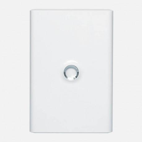 401332 Legrand porte opaque 2 rangées 13 modules