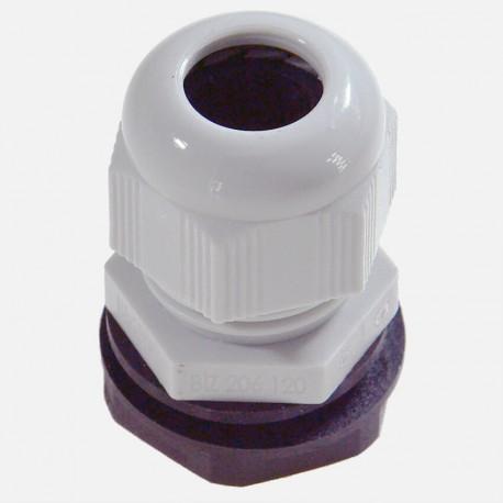 Presse étoupe plastique ISO M20