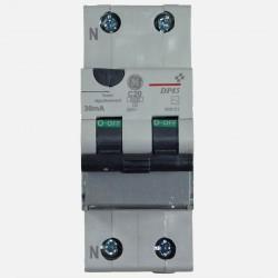 Disjoncteur différentiel 20A 30 ma GE 608121