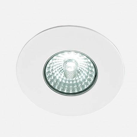 Spot encastré blanc LED'UP Design 6 W fixe 3000°K