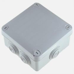 Boîte de dérivation étanche Legrand 105x105mm P40 mm IP55
