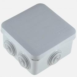 Boîte de dérivation étanche Legrand 80x80mm P40 mm IP55