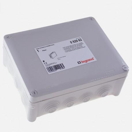 Boîte de dérivation étanche Legrand 220x170mm P86 mm IP55