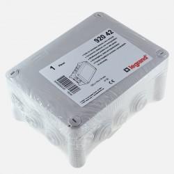 Boîte de dérivation étanche Legrand 155x110mm P74 mm IP55