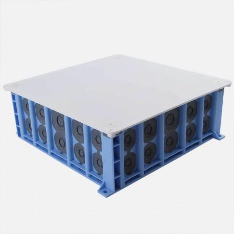 lot 10 boîtes pavillonnaire étanche gamme Air'métic Eur'ohm