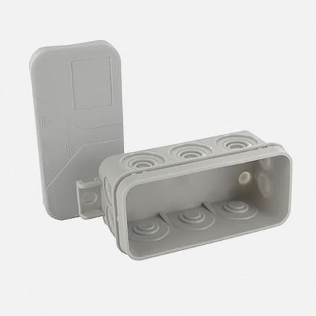 Boîte de dérivation étanche IP55 90x40x36 mm