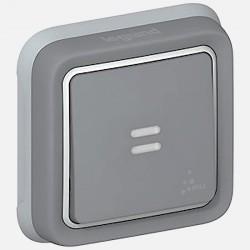 Poussoir lumineux encastré Plexo 069821