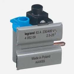 Bornes de connexion pour interrupteur différentiel 63A TG