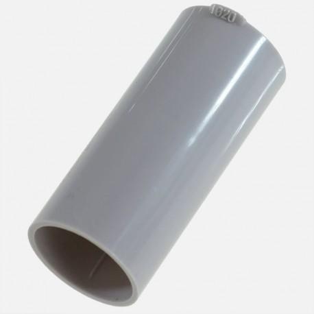 Manchon gris pour tube IRL diamètre 20 mm Eurohm