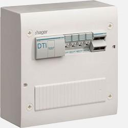 Coffret de communication TN405 Hager