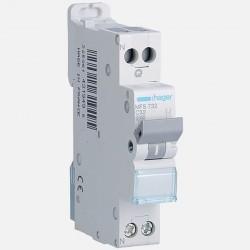 Disjoncteur 32A phase neutre MFS732 Hager