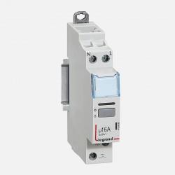 Télérupteur modulaire 230 volts Legrand 412400