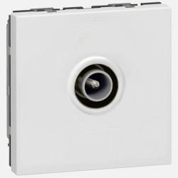 078782 Prise télévision simple 9.52 mm legrand