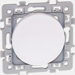 Obturateur blanc square 60276