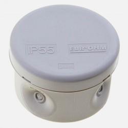 Boîte de dérivation étanche Ø60mm P40 mm