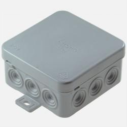 Boîte de dérivation étanche 75x75x40 mm IP54