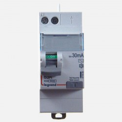 411650 Interrupteur différentiel 2P 230V~ 63A type AC 30mA