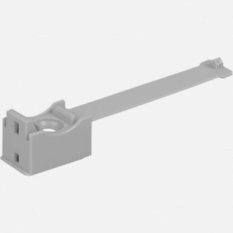 Embase à collier pour tube Ø 16 et 20 mm Eur'ohm