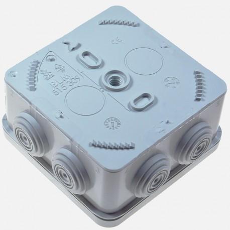 Boîte de dérivation étanche IP55 80x80x42 mm 515309 BLM