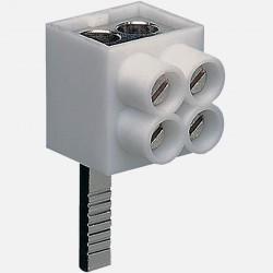 Borne de raccordement 2x16 mm² Hager