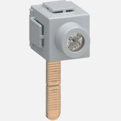 Borne de raccordement 1x35 mm² Hager KF83D