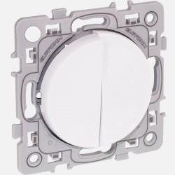 Double bouton poussoir 60211 Square