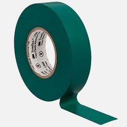 Scotch électricien vert 15 mm x 10 ml 3M 80469