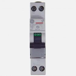 Disjoncteur phase neutre 25A à vis General Electric 692724