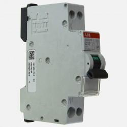 Disjoncteur Ph+N bornes auto 32 A - 4,5Ka ABB