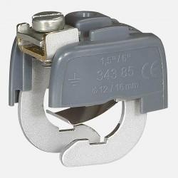 Connecteur de liaison équipotentielle Ø18 - 22 mm