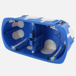 682715 boite double BBC, profondeur 50mm BLM