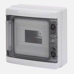 Coffret électrique étanche IP65 8 modules