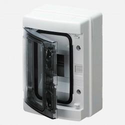 Coffret électrique étanche IP65 4 modules