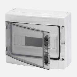 Coffret électrique étanche IP65 12 modules