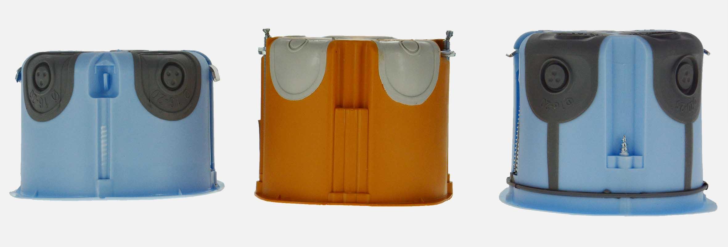 Diametre Scie Cloche Prise De Courant boite placo 50 - 55 ou 60 mm : comment choisir la boîte qui